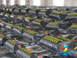 WGJ1000 Solid Float Rubber Oil Boom