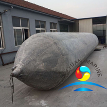 Inflatable Marine Natural Rubber Launching Airbag