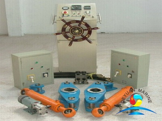 Marine Oscillating Cylinder Type Hydraulic Steering Gear For Ship