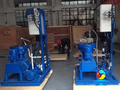 Mineral Oil and Residual Oil Separators