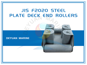 Deck End Roller JIS F2020 Fairlead Roller