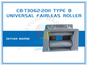 CB/T 3062 Type B Universal Fairlead Roller with 4 Rollers