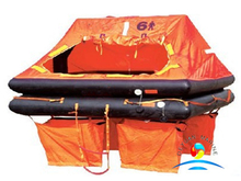 SOLAS Standard Marine Inflatable Yatch Life Raft With Good Price