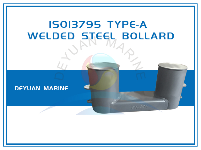 Type A ISO13795 Bollards with Compact Plate