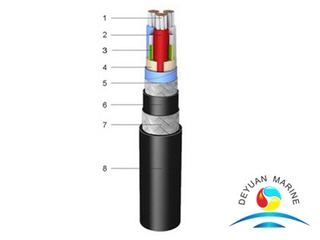 XLPE Insulated VFD Shipboard Power Cable