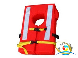 High Quality SOLAS Standard Marine Foam Life Jacket With EC Certificate