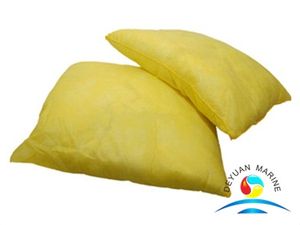 100% Polypropylene Chemical Absorbent Pillow