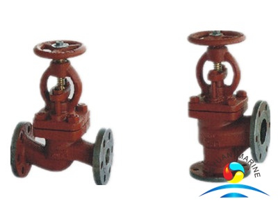 Marine Cast Iron Flanged Globe Valves