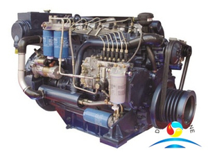 WP4/6 Series Weichai Ship Marine Diesel Engine For Sale