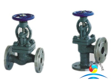 Marine Cast Steel Flanged Globe Valves
