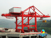 Coastal Electric Ship to Shore Container Transporter Crane