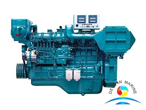 YC6B Series China Middle Power Yuchai Marine Diesel Engines