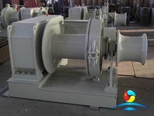 Ship High Quality Electric Single Drum type Mooring Winch