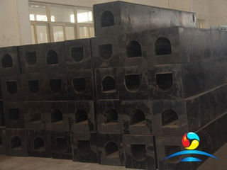 Marine Offshore Flexible Square Natural Rubber Fender