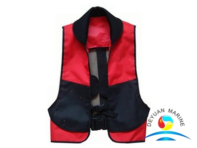 SOLAS Waterproof 150N CE Approved Marine Inflatable Life Jacket