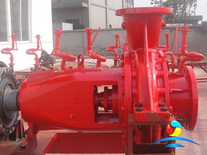 600M3/h Marine External Fire Pump