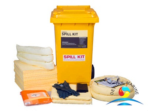120L Hazardous Chemical Spill Kits