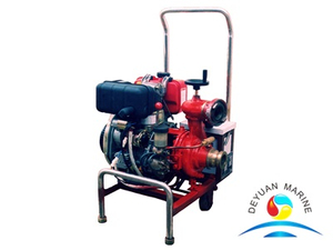 CWY Type 25m3/h Marine Diesel Emergency Fire Pump