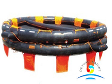 Marine Open Reversible Inflatable Life Raft With Good Price