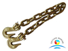 High Quality Stainless Steel SS304 Marine Offshore Lashing Chain with Hook