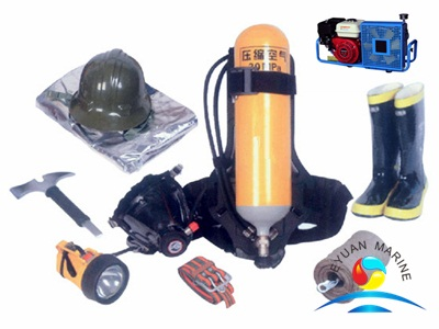 Personal Fire Fighting Equipment(Full set)