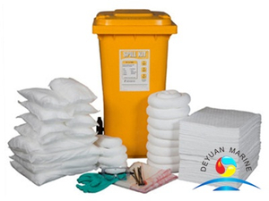 240L Oil Only Wheeled Spill Kit