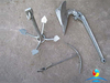 Marine Galvanized Iron Type Conventional Small Boat Anchor for Sale