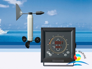 Marine High Resolution Wind Speed And Direction Anemometer AM706