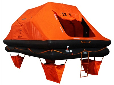 Life Raft For Yacht