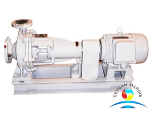 CWL Series Marine Single Stage Horizontal Centrifugal Water Pump
