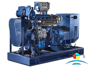 40KW Marine DEUTZ Generator Set with Siemens Alternator