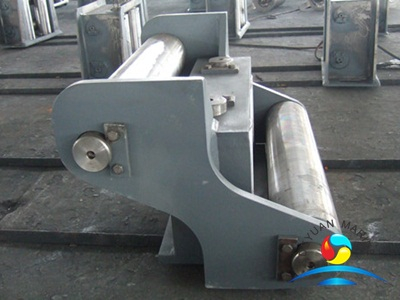 Engineering Vessel Fairlead Type B CB*3015-83 with Horizontal Rollers