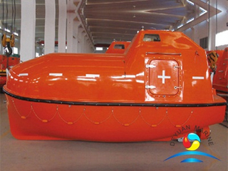 5.0M Length Totally Enclosed Type Life Boat With Diesel Engine