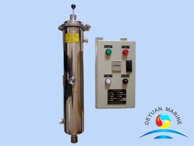 UV Sterilizer for Marine Sewage Treatment Plant