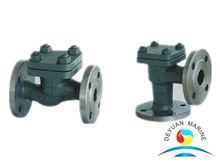 China Marine Flange Cast Steel Check Valve