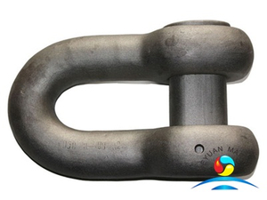 CCS Approved High Quality Alloy Steel Marine Connecting Shackle
