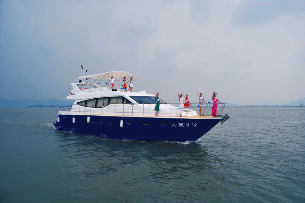 22m Luxury Passenger Boat For Sale