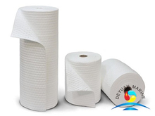 100% Polypropylene Oil-Only Absorbent Rolls