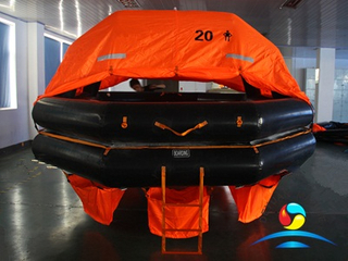HSR-Y Type 20 Person Inflatable Life Raft