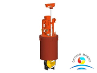 Retractable Electrical Ship Alloy Azimuth Thruster With ABS Certificate