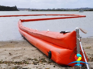 WQV900T Beach Sealing Oil Containment Boom