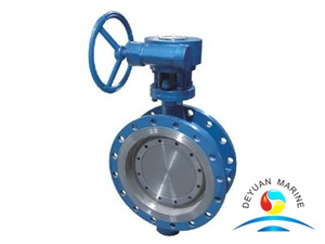 Marine Flange Butterfly Valves