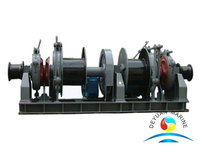 Ship Hydraulic Combined Anchor Windlass with class approved