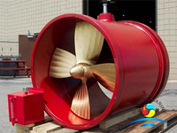 Electric Driven Fixed Pitch Tunnel Thruster for Salvage Ship
