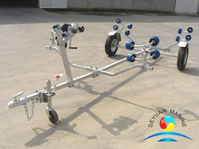 Rubber Boat Trailer