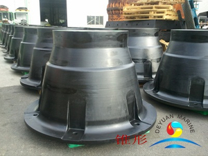 High quality Cone Type Marine Rubber Fender for Boat