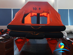 YSR Type 10 Man Yacht Inflatable Life Raft