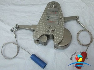 37KN Automatic Release Hook For Rescue Boat and Life Raft