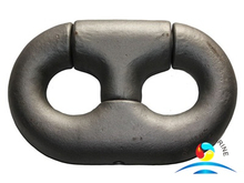 C Type Forged Galvanized Metal Connecting Shackle For Anchor Chain
