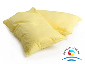 HazMat Chemical Absorbent Pillow